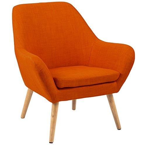 Furniture retro gelegentlichen polsterstuhl petrol blau for Ac design stuhl nora