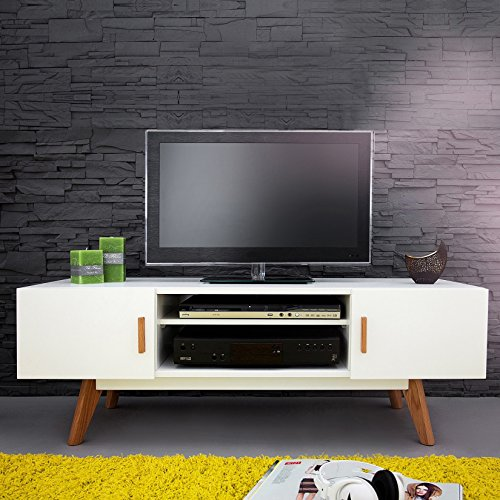 cag design lounge retro tv tisch gteborg weiss eiche 120cm im skandinavischen stil 0 retro stuhl. Black Bedroom Furniture Sets. Home Design Ideas