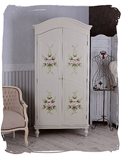 grosser kleiderschrank vintage schrank landhausstil kleiderstange palazzo exclusiv retro stuhl. Black Bedroom Furniture Sets. Home Design Ideas