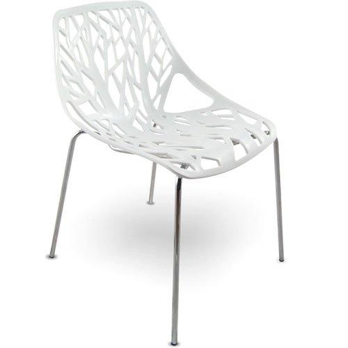 Mojo stuhl k chenstuhl plastikstuhl retro designer st hle for Stuhl design stapelbar