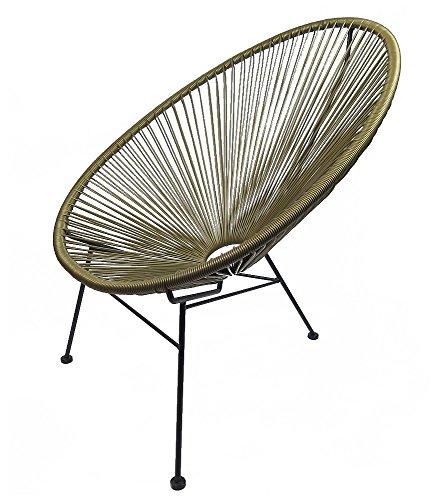 retro sessel acapulco bahia gold outdoorstuhl originalform. Black Bedroom Furniture Sets. Home Design Ideas