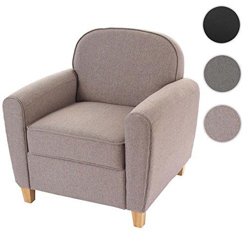 sessel malm t377 loungesessel polstersessel retro 50er jahre design grau textil retro stuhl. Black Bedroom Furniture Sets. Home Design Ideas
