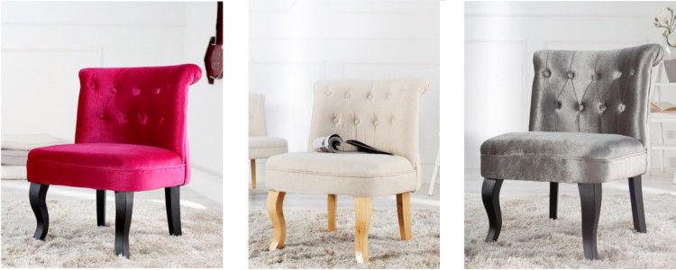 Sessel polsterstuhl dimension retro barock design for Polsterstuhl design