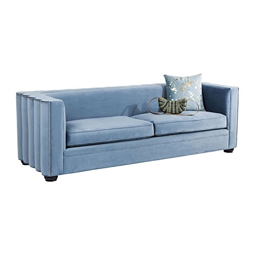 Kare design sofa wave 2 sitzer b220xt80xh70 retro stuhl for Design stuhl wave