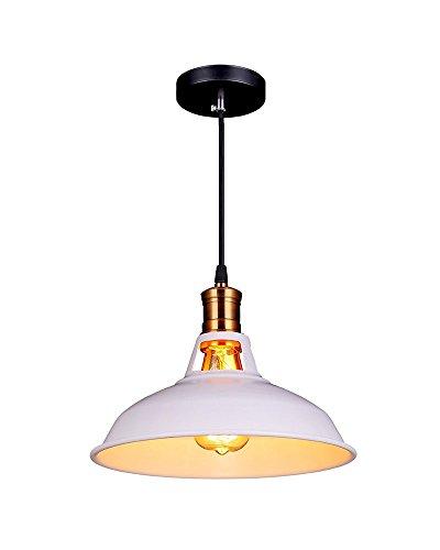 Splink Vintage Pendelleuchte Hängelampe Industrie Deckenlampe /