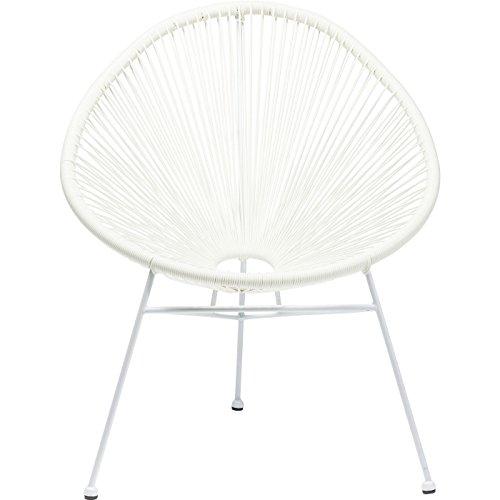 Stuhl Spaghetti Weiß