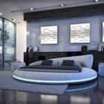 Wasserbett Mezzo LED Komplett Set