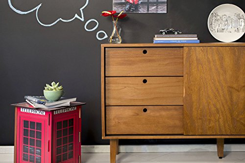 buffetschrank sideboard bar charme retro mit schubladen sch bet r und viel stauraum 5 retro. Black Bedroom Furniture Sets. Home Design Ideas