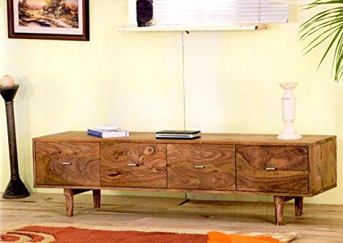 tv board massivholz sideboard sheesham authentic memory. Black Bedroom Furniture Sets. Home Design Ideas