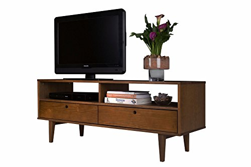tv schrank retro lowboard charme fernsehtisch nischenregal. Black Bedroom Furniture Sets. Home Design Ideas
