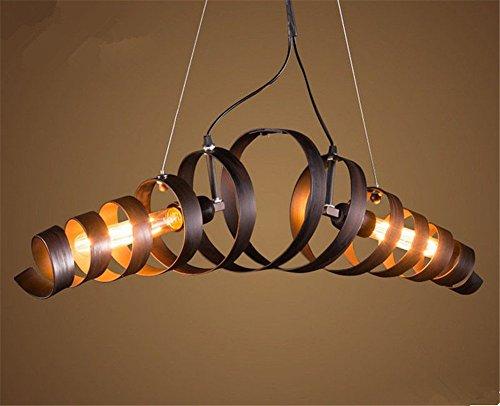 retro industry design pendelleuchte im loft style. Black Bedroom Furniture Sets. Home Design Ideas