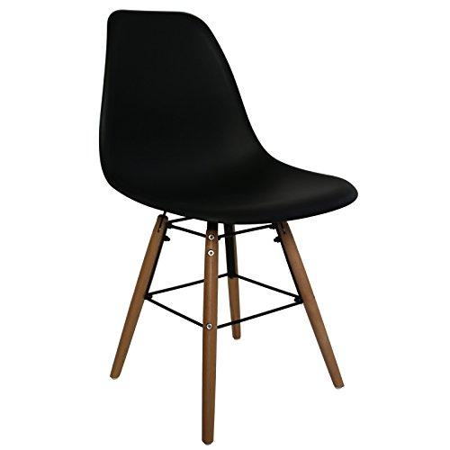Retro stuhl schalenstuhl pop art deco esszimmer sthle for Esszimmer schalenstuhl