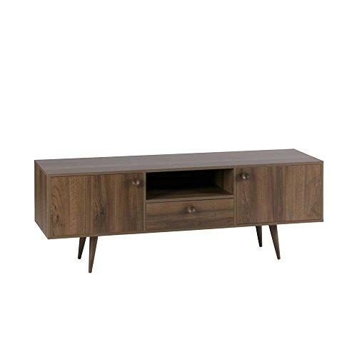 tv board im retro look nussbaum pharao24 0 retro stuhl. Black Bedroom Furniture Sets. Home Design Ideas