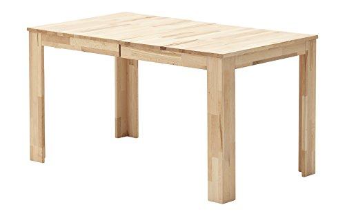 Robas Lund Tisch Esstisch Fritz Holz Buche ausziehbar 140x 80x 76cm
