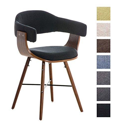 clp retro esszimmer stuhl barrie v2 stoff holzgestell. Black Bedroom Furniture Sets. Home Design Ideas