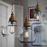 nostralux® Premium moderne Retro sacndinavian Style Glas Deckenlampe Lampe Industrie Pendelleuchte, das mit einem E27Hängelampe Halter–2016New Edition