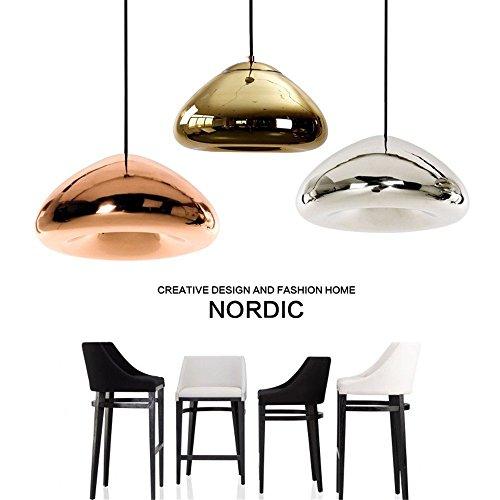 Runde Glas Pendelleuchte kreative indoor drop Beleuchtung für Kaffee/Clothing Store/Restaurant/Cafe Bar