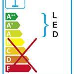 Trio Leuchten LED-JoJo-Pendelleuchte Cavallo, aluminium gebürstet