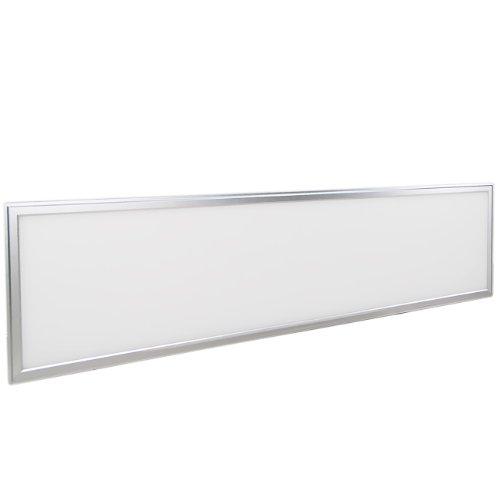 Yorbay LED Panel Leuchte Pendelleuchte Wandleuchte Warmweiß(3500K) und Weiß (6000K) zum Angebot mit Befestigungsmaterial und LED Treiber/Trafo[Energieklasse A]